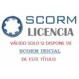 Scorm 1.2.  Licencia.  Office 2013.Word y Excel